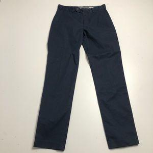 Frank & Oak The Taylor Blue Pants Womens 28x30